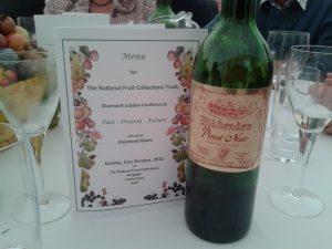 Biddenden wine
