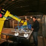 INNOVATIVE NEW ROBOT DEVELOPED ON KENT SCIENCE PARK
