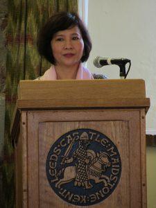 Her Excellency Mrs Ho Thi Kim Thoa