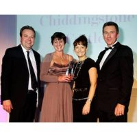 CHIDDINGSTONE CASTLE WINS PRESTIGIOUS AWARD