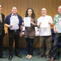 BRACHERS SUPPORTS HEADWAY 'CAREER CONFIDENCE' PRESENTATION