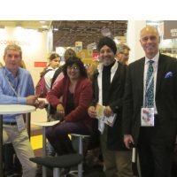 KENT SCIENCE PARK REPRESENTS KENT AT GLOBAL FOOD EVENT