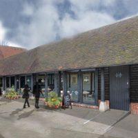 A NEW CAFE OPENS AT PENSHURST PLACE TONBRIDGE