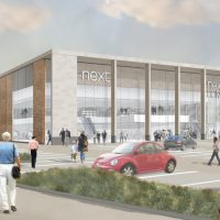 PLANS SUBMITTED FOR NEW NEXT CONCEPT STORE FOR MAIDSTONE