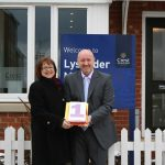 FIRST BIRTHDAY CELEBRATION FOR NEWBUY SCHEME AT KINGS HILL