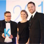 VERTEX LAWS JO OWEN WINS FUTURE LEADER AWARD