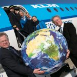 MANSTON AIRPORT IN KENT GOES GLOBAL WITH NEW KLM LINK