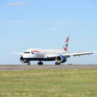 ALL CHANGE AT MANSTON FOR BRITISH AIRWAYS TRAINING