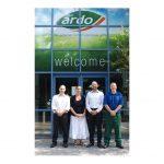 ARDO UK TAKES ON EIGHT NEW MEMBERS OF STAFF