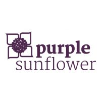 NEW BUSINESS PURPLE SUNFLOWER HELPS LOCAL COMPANIES GROW TO NEW HEIGHTS