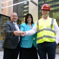 ENVIRONMENTAL TECHNOLOGY CENTRE HANDED OVER TO EAST KENT COLLEGE