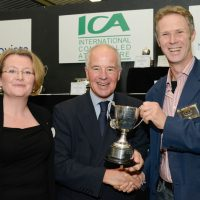 KENT COMPANY WINS GOLD IN NATIONAL ARENA