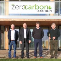 ZERO CARBON SOLUTION LAUNCHED TO PROVIDE AFFORDABLE SOLAR ENERGY SYSTEM