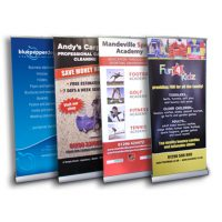 ROLLER BANNERS – HELPING UK BUSINESSES GET MORE EXPOSURE