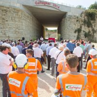 NEW TUNNEL DELIVERS LONG TERM FUTURE FOR GALLAGHERS HERMITAGE QUARRY