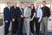 MAIDSTONE OFFICE CELEBRATES NATIONAL CHARITY FUNDRAISING AWARD
