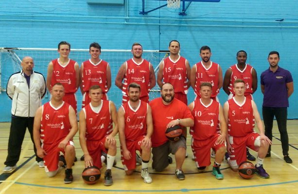 WHITEFISH MARKETING – THE NEW KIT SPONSOR FOR FOLKESTONE SAINTS BASKETBALL TEAM