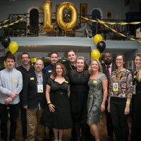 IFOUR CELEBRATES 10 YEARS OF CREATIVITY