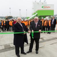 GALLAGHER OPENS NEW READY MIX CONCRETE PLANT IN ASHFORD