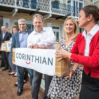 CORINTHIAN MOVE SHOWS TUNBRIDGE WELLS HAS RIGHT SPIRIT