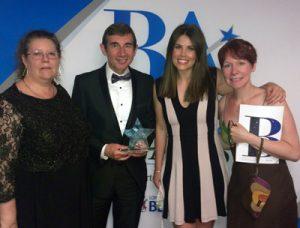McBrides-win-award