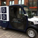 KENT MANUFACTURERS CABLE HARNESS USED IN UKS FIRST DRIVERLESS GROCERY DELIVERY TRIAL