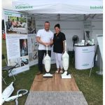KENT COUPLE AT HELM OF EUROPEAN SUCCESS STORY