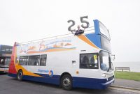 SILVER CELEBRATION FOR STAGECOACH