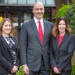 THREE NEW SOLICITORS FOR WARNERS SOLICITORS