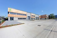 NEW INDUSTRIAL PARK UNITS PROVIDE EXTRA CAPACITY FOR BUSINESSES