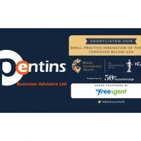 CANTERBURY ACCOUNTANTS SHORTLISTED FOR AWARD