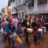 SHINE FOR PILGRIMS WITH SPONSORED NIGHT WALKS