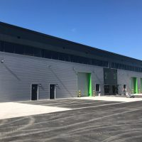 HIGH DEMAND FOR NEW INDUSTRIAL AND WAREHOUSING DEVELOPMENT