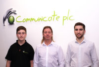 COMMUNICATE TECHNOLOGY PLC EXPANDS TEAM