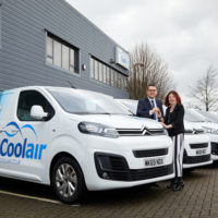 Kent-based John Otterson Named Chairman of Coolair Equipment Limited