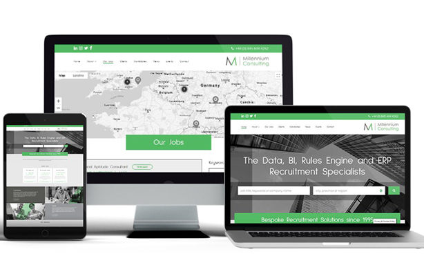 KENT BUSINESS LAUNCHES NEW RECRUITMENT FOCUSSED WEBSITE