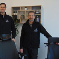 FOLKESTONE MOBILITY SPECIALIST STAYS OPEN DURING LOCKDOWN TO SUPPORT VULNERABLE