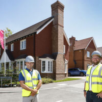 GREENHITHE AND HOLLINGBOURNE DEVELOPER AWARDED TOP NATIONAL AWARD FOR QUALITY HOUSEBUILDING
