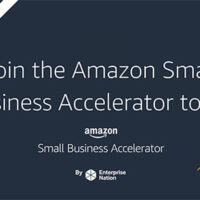 AMAZON AND ENTERPRISE NATION LAUNCH SMALL BUSINESS ACCELERATOR
