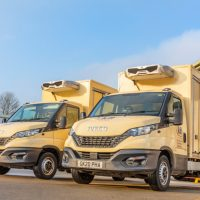 IVECO Eurocargo and Daily Provide The Perfect Ingredients for Kent Frozen Foods