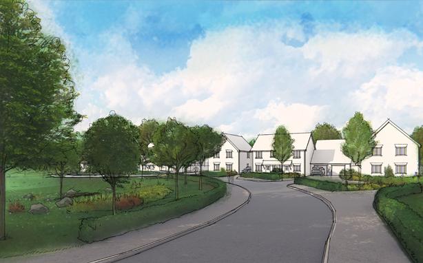 Plans Approved For Construction Of New 79-Home Rainham Development